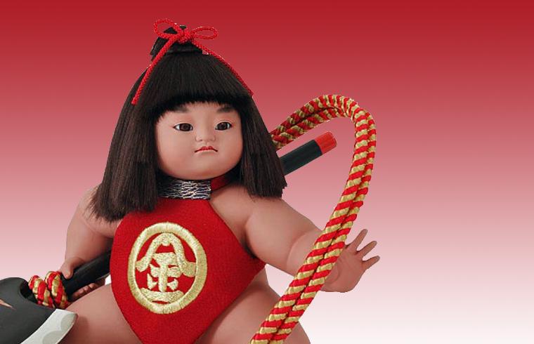 人形工房天祥オリジナル「金太郎」