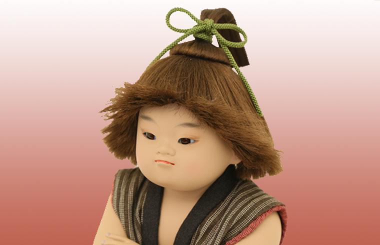 「人形工房天祥オリジナル」お祝い人形
