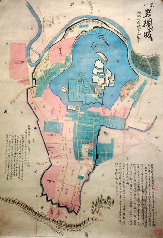 阿部家岩槻在城(1623〜1681年)